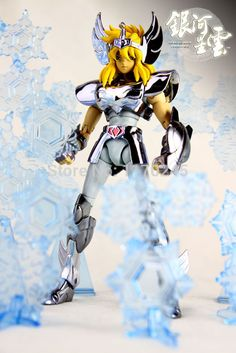 SAINT SEIYA  Myth Cloth Gold Ex galactic nebula Hyoga Kamus Aurora Thunder Attack  Effects PVC ACTION Figure classic toys-in Action & Toy Figures from Toys & Hobbies on Aliexpress.com | Alibaba Group