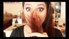 Just showing you my way of how to get rid of split ends! Also letting you guys in on my secret hair weapon: my DIY hair mask for damaged hair which works wo. Hair Mask For Damaged Hair, Diy Hair Mask, Damaged Hair Repair, Dry Hair, Growing Long Hair Faster, Grow Long Hair, Diy Hairstyles, Straight Hairstyles, California Hair