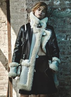 """""""Another Level"""" Bo Don for Marie Claire UK September 2015"""