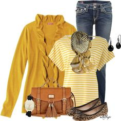 """""""Striped Tshirt Contest"""" by kginger on Polyvore"""
