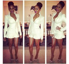 All White Outfit  Style and clothes  Pinterest  Follow me ...