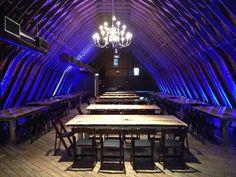 A new rustic wedding venue at The Barn at Perona Farms