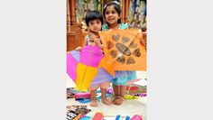 Kite festival all about Indian culture - Blacktown youngsters Ved Patel, 2, and his cousin Hali Patel, 3,  are looking forward to attending Australia's biggest Indian Kite Flying Festival