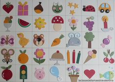 color chart without words Learning Letters, Alphabet Activities, Cartoon Cow, Punch Art Cards, How To Teach Kids, Crochet Baby Toys, Kindergarten Literacy, Scrapbook Paper, Scrapbooking