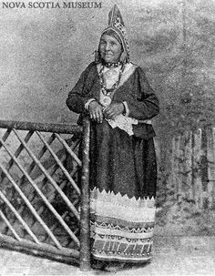 1896 Mi'kmaq: