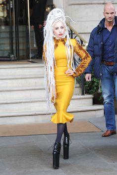 Lady Gaga's Wild Style