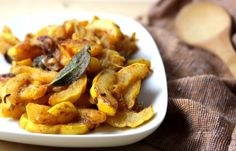 Delicata Squash with Browned Butter and Sage Recipe