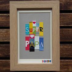 * fête des pères * www.facebook.com/lettremix