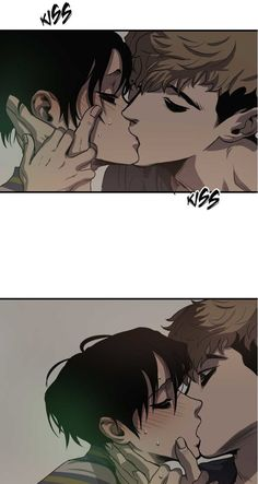 Ahhh, this is one of the best scenes in Stalking Killing, Killing stalking idk. Does anyone else get confused by the name or is it just me... - AnimeTrash