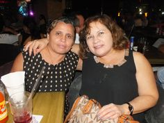 Virginia Pinzon y Martha Burgos