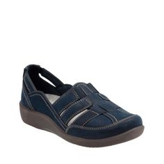 'Hombre Clarks' Cloudsteppers Lace Marus Up Casual Zapatos - Marus Lace Edge 14023b