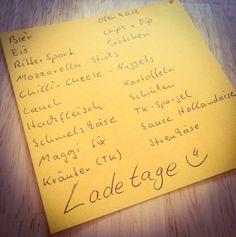 Unser Einkaufszettel für die Ladetage der 21 Tage Stoffwechselkur!! Essen, essen, essen !!! Alle Info auf meinem Blog ! #stoffwechselkur #swk #abnehmen