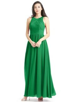 5d90df2a39e Shop Azazie Bridesmaid Dress - Harper in Chiffon. Find the perfect  made-to-order bridesmaid dresses for your bridal party in your favorite  color