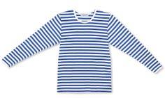 Marimekko Tasaraita, blue stripes