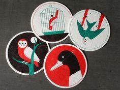 http://www.studioonfire.com/we-print-posts/ryan-todd-coasters/