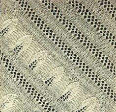 Ravelry: Leaf Bedspread pattern by A.M.