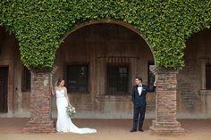 The Villa San Juan Capistrano Rustic Wedding.