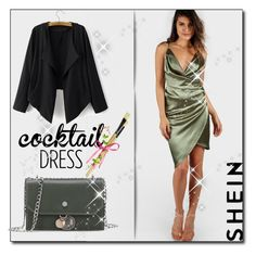 """SheIn 2 / XVI"" by selmamehic ❤ liked on Polyvore"