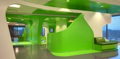 AutoTrader office – Atlanta    Designed by Architectural firm Perkins+Will