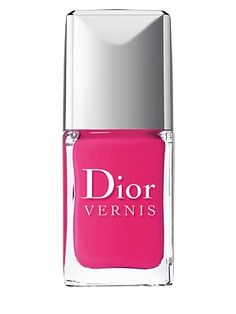 Make your nails POP with Dior Vernis Nail Lacquer