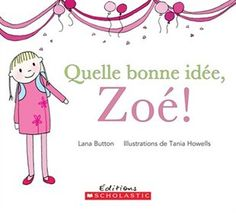 Willow becomes Zoe when translated into french! :)