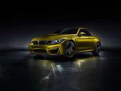 BMW revela las primeras imágenes del nuevo M4 Coupe