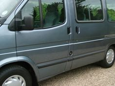 Our Ford Transit Executive