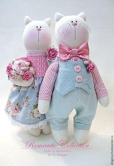 Игрушки ручной работы Натальи Дзигора - 11 Апреля 2014 - Кукла Тильда. Всё о…