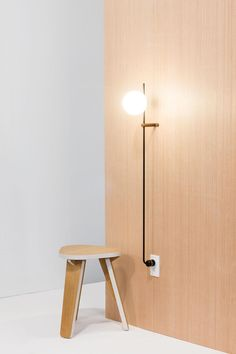 Lynea Plug Lamp was created to be like hardwired lighting, but without the hard wiring. We designed Lynea to look seamless, save space and look beautiful.