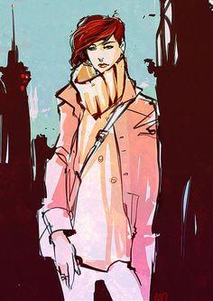 Ieatcoffee Fashion Illustrations (9)