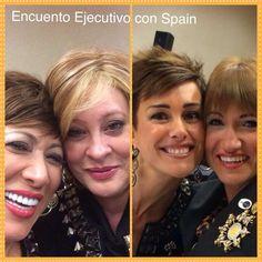 NACIONALES AMERICANAS, PATRICIA TRUKER, SONIA PAEZ Y NUESTRA NACIONAL ESPAÑOLA AITZIBER Y NUESTRA FUTURA NACIONAL ESPAÑOLA PILI GARCIA