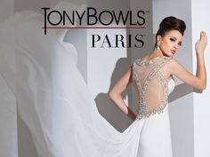 Tony Bowls Paris»Style No. 115718 » Tony Bowls