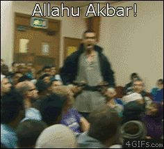 I don't even....... Allahu Akbar | Know Your Meme