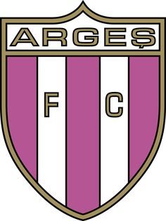 Arges Pitesti of Romania crest. Fifa, Crests, Club, Lululemon Logo, Logos, Romania, Badge, Football, Sports