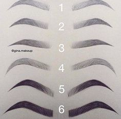 How to shape perfect brows - permanent brows - microblading & powder ombre like recently I had a blond crush, and am still thinking of going blonde. I have now decided to have my brows micro-blended or…