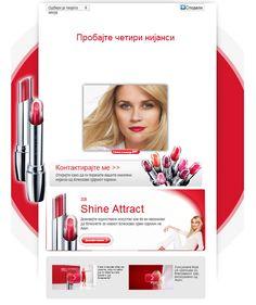 Avon facebook application