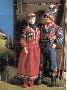 Barbie & Ken - Norden Rundt - Mariann Vendelbo Borregaard - Picasa Webalbum