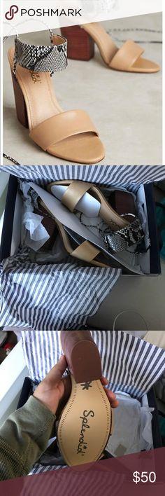 NEW IN THE BOX- SPLENDID KENYA NEW IN THE BOX- SPLENDID KENYA-NATURAL-EX SIZE 8 Splendid Shoes Sandals