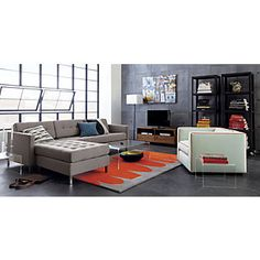 CB2 sectional that can be a lefty or righty!
