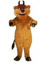 Mascot costume #719-Z Tough Bull