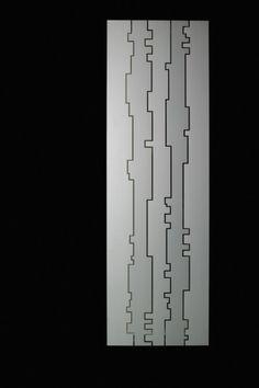 Radiador  modelo Random vertical de Ad hoc