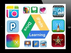 TOUCH this image: iPads to Drive Learning by Dion Norman