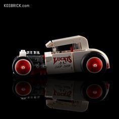 LEGO White Hot Rod Cars (Tutorial) Youtube I, Lego News, Custom Decals, Hot Rods, Lego Vehicles, Cars, Autos, Car, Automobile