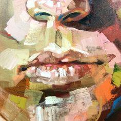 Andrew Salgado, 1982   Figurative Abstract painter   Tutt'Art@   Pittura * Scultura * Poesia * Musica  