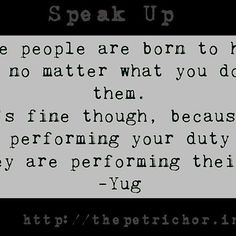 If someone hates you then it's not your fault. #quotes #quotestoliveby #saying #sayingsandquotes #lifequotes #speakup #goodmorning #yug