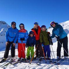 Ski en famille @carofaiss