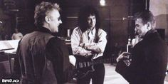 ROGER TAYLOR, BRIAN MAY & DAVID BOWIE .....!!!!!  #ROGERTAYLOR #BRIANMAY #DAVIDBOWIE #MUSICREUNION   #ROCKSTARS   #SONGWRITER   #SINGER   #GUITARIST   #DRUMMER   #MUSICS   #AMANKAYFLOWER   #BRUJO   #IMÁGENESMUSICALES