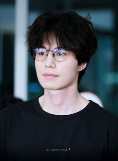 Found Asian harry potter! No offense (i'm asian too) i love harry potter and k-actors. Perfect mix!