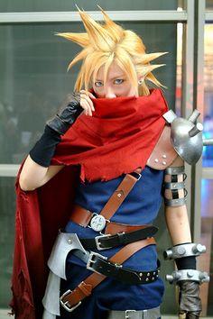 Cloud Strife (Kingdom Hearts) ~ Cos Play