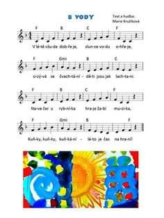 U vody Petite Purses, Music Do, Kids Songs, Preschool, Language, Ms, Sheet Music, Mexico, Children Songs